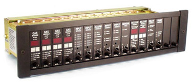 allestec onguard 800 fire gas control panel